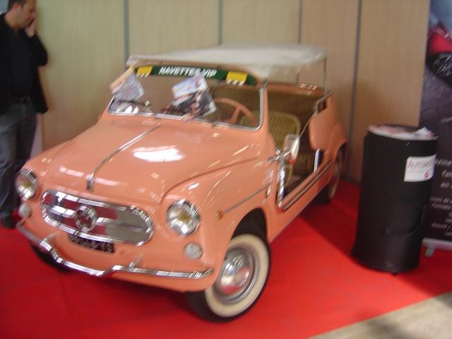 AUTOMEDON L'AUTRE SALON AUTO MOTO DE COLLECTION Autome56
