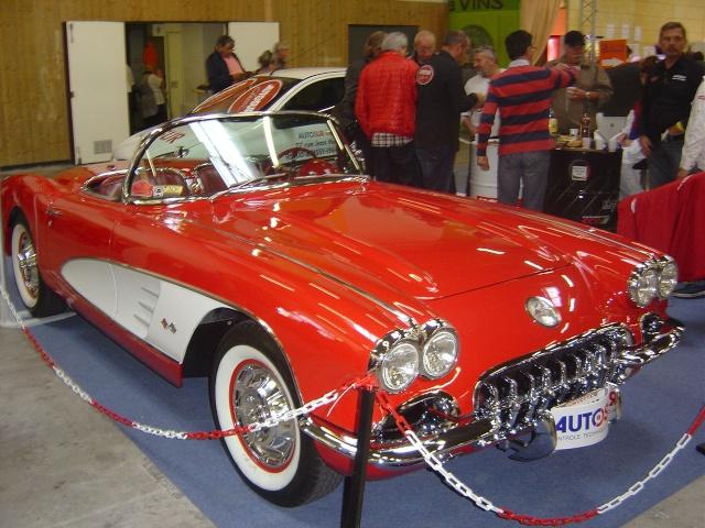 AUTOMEDON L'AUTRE SALON AUTO MOTO DE COLLECTION Autome57