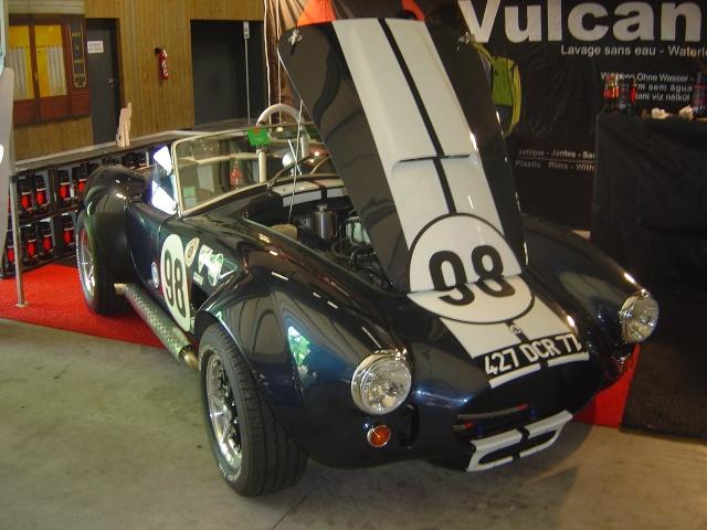 AUTOMEDON L'AUTRE SALON AUTO MOTO DE COLLECTION Autome59