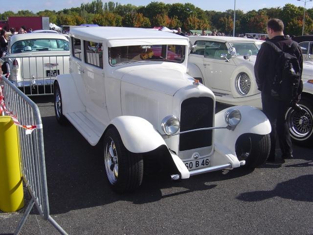 AUTOMEDON L'AUTRE SALON AUTO MOTO DE COLLECTION Autome61