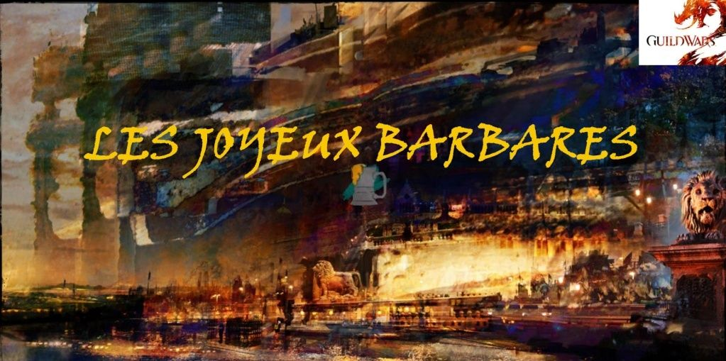 Les Joyeux Barbares