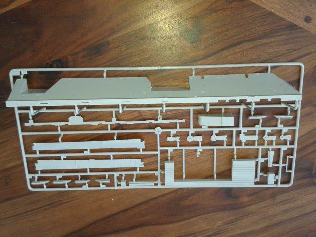 trumpeter USS CV63 Kitty Hawk 1/350 20151030