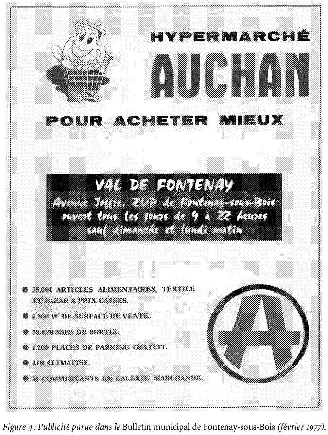 Fermeture d'Auchan à 21h30 - Vers un Val un peu plus dortoir... Auchan10