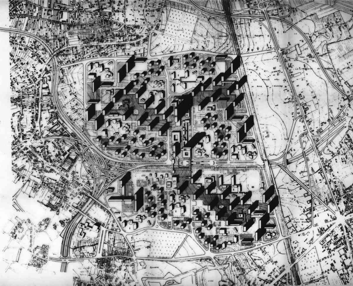 Il y a 50 ans, Fontenay refusait de devenir une gigantesque cité-dortoir Ob_43c10