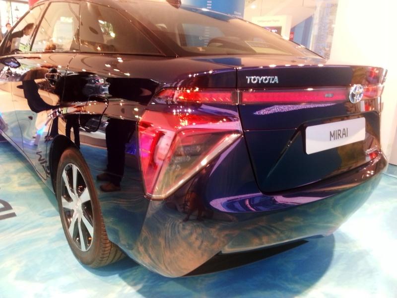 2015 - [Toyota] FCV / Mirai - Page 5 D10