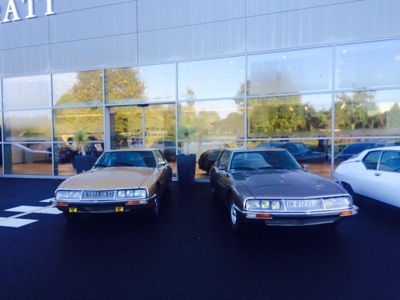 [EVÈNEMENT] Visite concession Citroën à La Roche sur Yon 1410