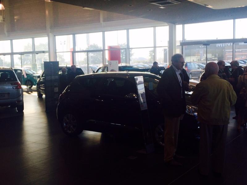 [EVÈNEMENT] Visite concession Citroën à La Roche sur Yon 410