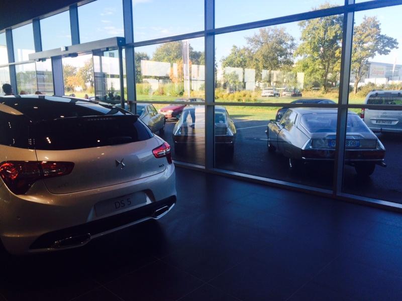 [EVÈNEMENT] Visite concession Citroën à La Roche sur Yon 810