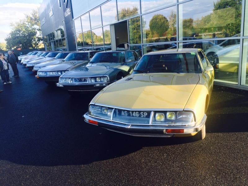 [EVÈNEMENT] Visite concession Citroën à La Roche sur Yon 910