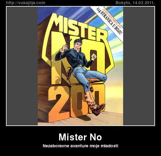 Mr. No - nuovo custom Mister10
