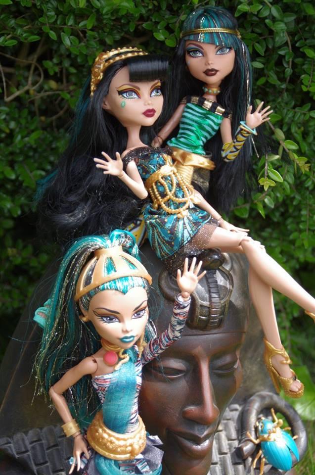 Les Monster High de Cendrine - Page 2 Egypt10