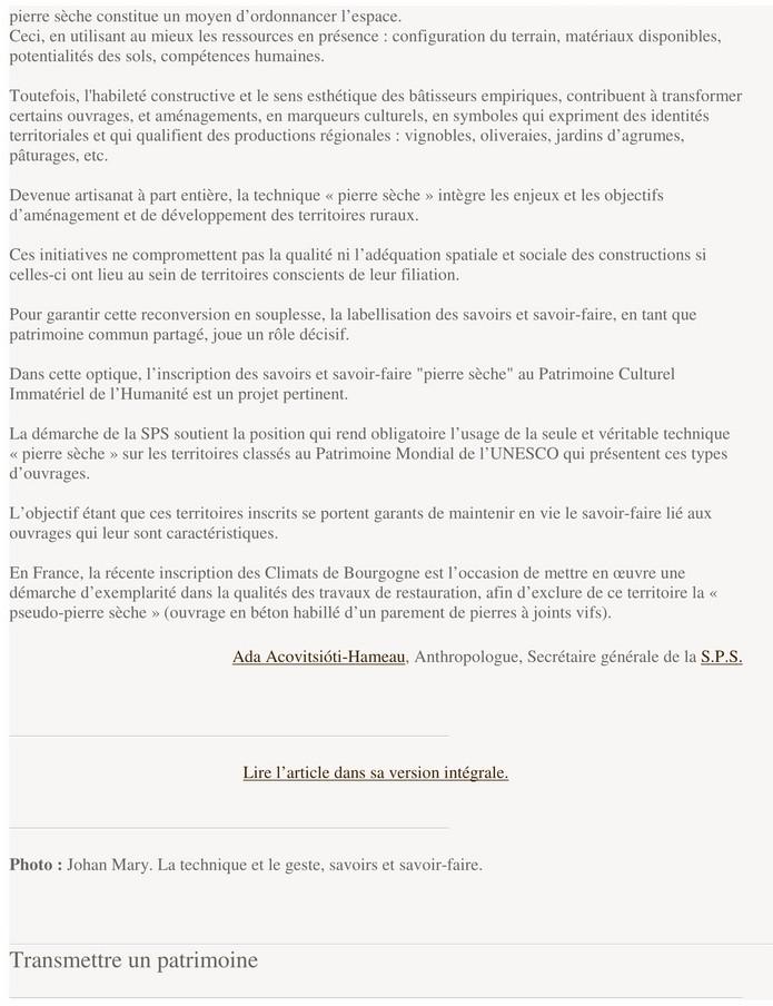 """""""Pierres qui roulent..."""" Saison 11 / L'Eté 04_cop10"""