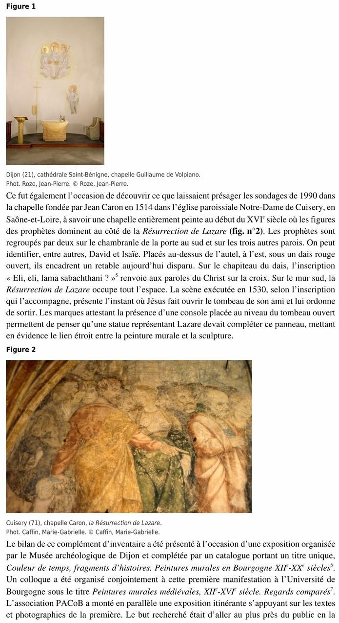 Exposition Pacob à l'église de la Chapelle-sous-Brancion aux Journées du Patrimoine 2015 04_cop11