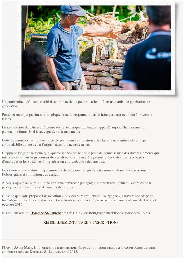 """""""Pierres qui roulent..."""" Saison 11 / L'Eté 05_cop10"""