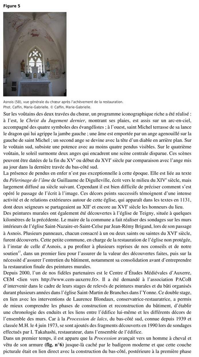 Exposition Pacob à l'église de la Chapelle-sous-Brancion aux Journées du Patrimoine 2015 09_cop11
