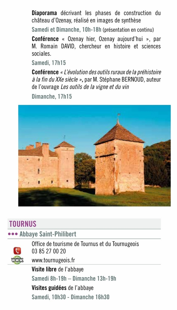 Newsletter n°27, septembre-octobre 2015 6-1_co10
