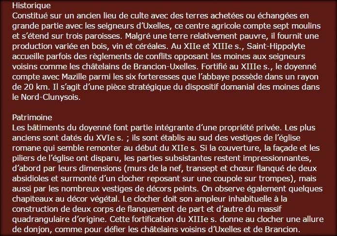 Histoire de Saint Hippolyte Histor10