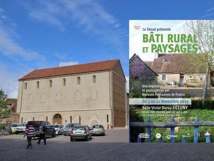 """Exposition """"Bâti rural et paysages"""" du mardi 3 novembre au mardi 11 novembre 2015 Img-110"""