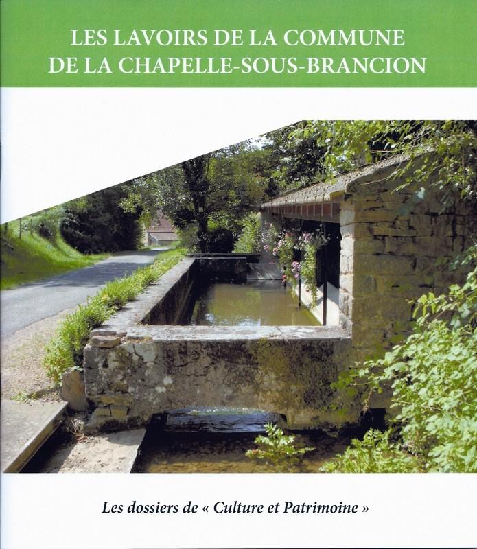 Livrets dédiés aux lavoirs de la Chapelle-sous-Brancion Lavoir10