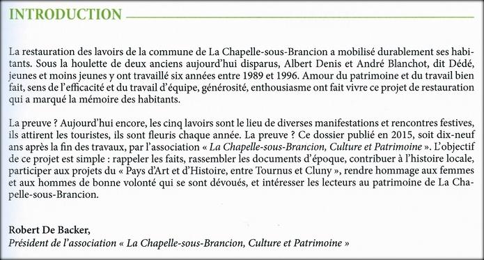 Livrets dédiés aux lavoirs de la Chapelle-sous-Brancion Les_la10