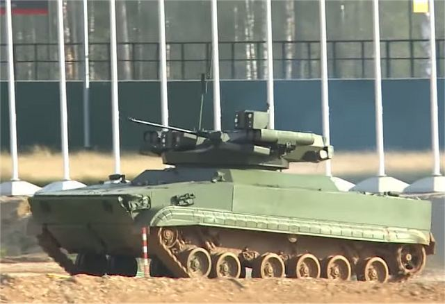 Armée Russe / Armed Forces of the Russian Federation Bmp110