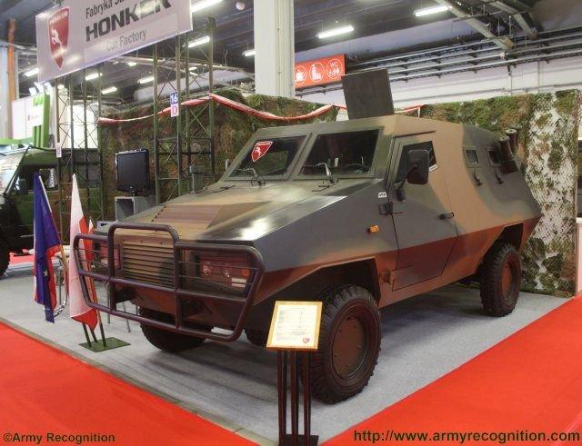 Light Armoured Vehicles Honker10