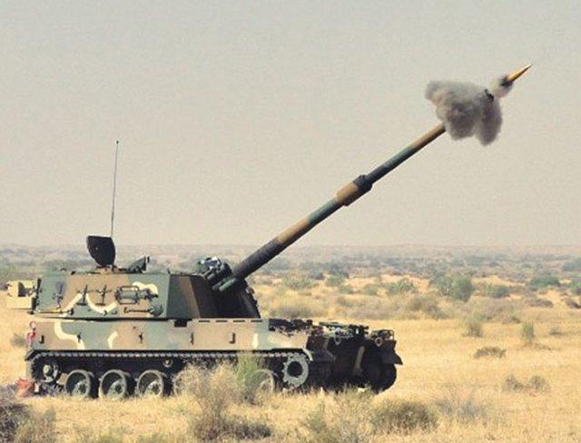 Armée Indienne / Indian Armed Forces - Page 7 Larsen10