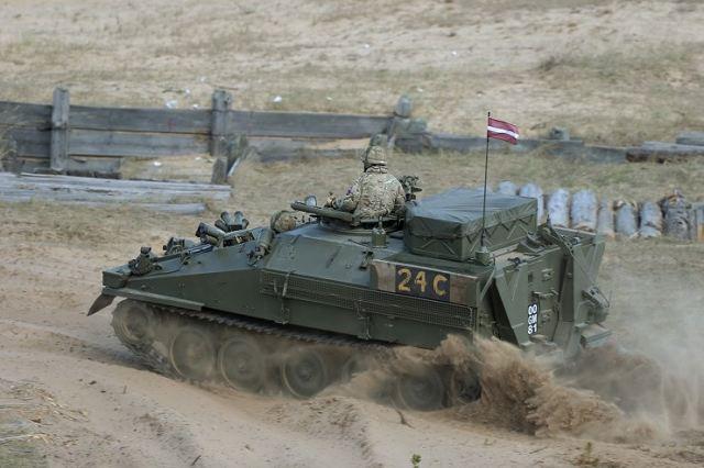 l'Armée Lettone \ Latvian Armed Forces Latvia11