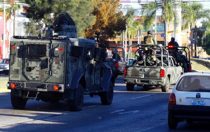 Armée Mexicaine / Mexican Armed Forces / Fuerzas Armadas de Mexico - Page 7 Mexica10