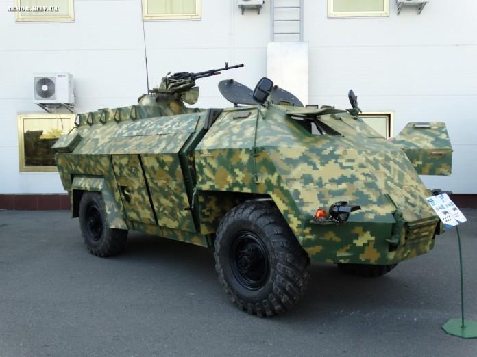 Ukrainian Armed Forces / Zbroyni Syly Ukrayiny - Page 10 Ov110