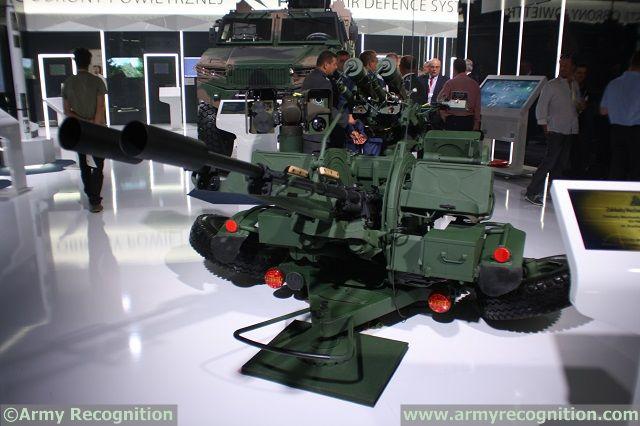 Anti-aircraft Artillery AAA Pit110