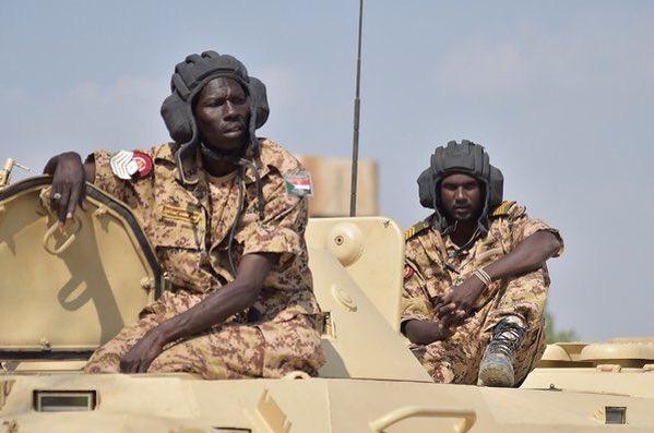 Armée Soudanaise / Sudanese Armed Forces ( SAF ) - Page 4 Sud210
