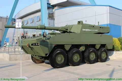 Armored Combat vehicules APC/IFV (blindés  ) - Page 2
