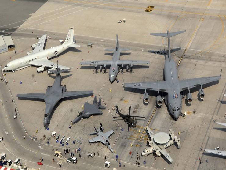 Dubai Airshow 2015 0117
