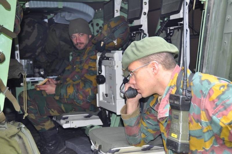Armée Belge / Defensie van België / Belgian Army  - Page 38 10187