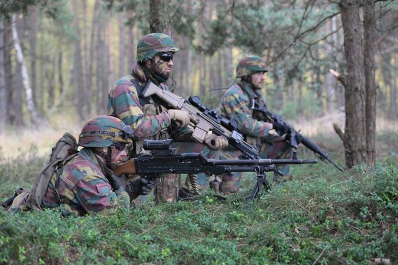 Armée Belge / Defensie van België / Belgian Army  - Page 38 10197