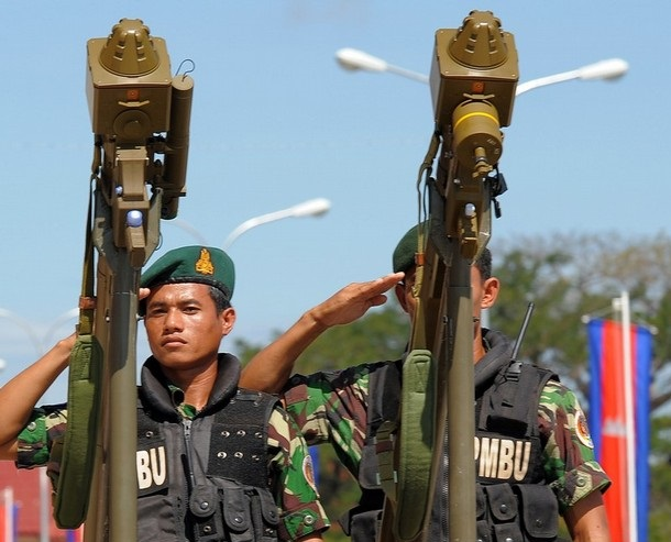 Royal Cambodian Armed Forces 10252