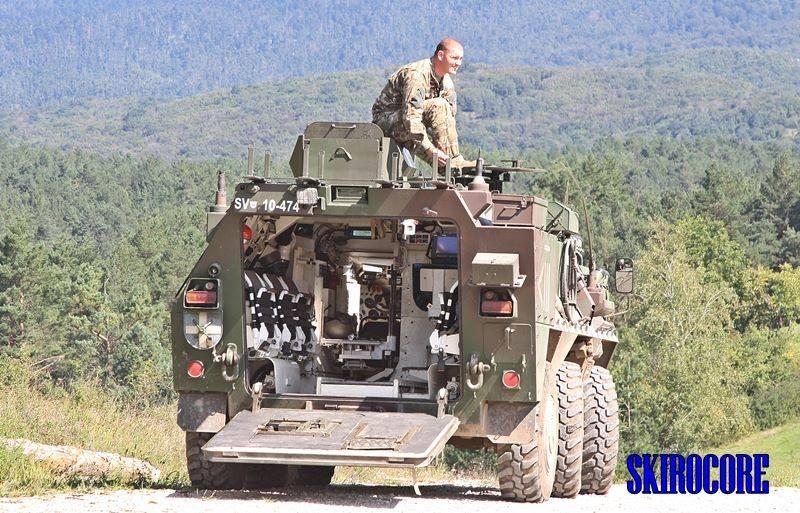 Slovenian Armed Forces / Slovenska vojska - Page 2 1039