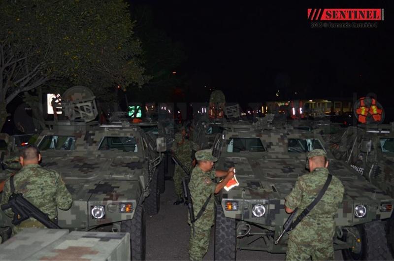 Armée Mexicaine / Mexican Armed Forces / Fuerzas Armadas de Mexico - Page 7 1061