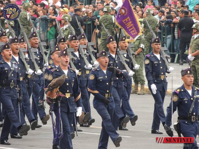 Armée Mexicaine / Mexican Armed Forces / Fuerzas Armadas de Mexico - Page 7 1084
