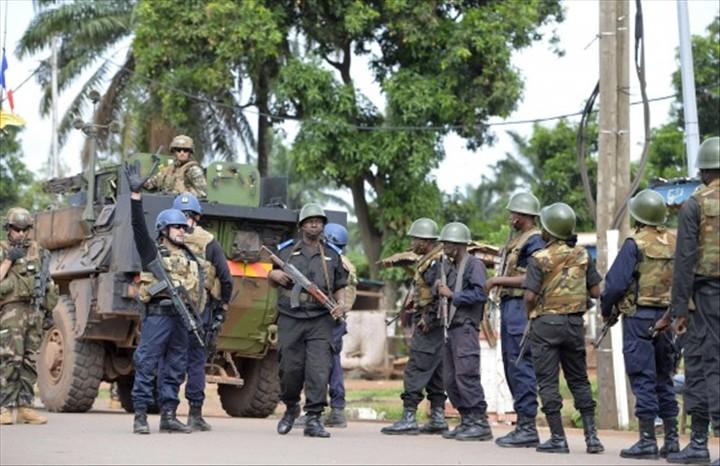 Armées de la République centrafricaine  - Page 2 11135