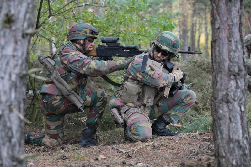 Armée Belge / Defensie van België / Belgian Army  - Page 38 11201
