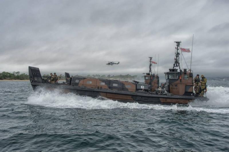 Barge de débarquement 11225