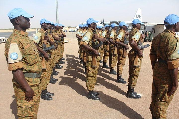Armée nationale Burkinabé / Military of Burkina Faso - Page 3 11240