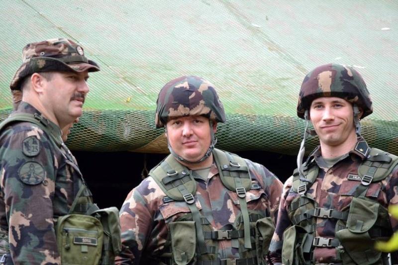 Armée Hongroise/Hungarian Home Defence Force/Magyar Honvédség - Page 3 1153