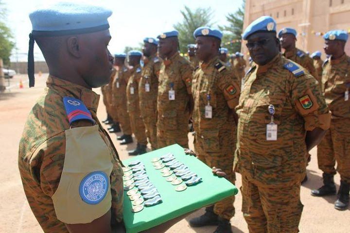 Armée nationale Burkinabé / Military of Burkina Faso - Page 3 12195