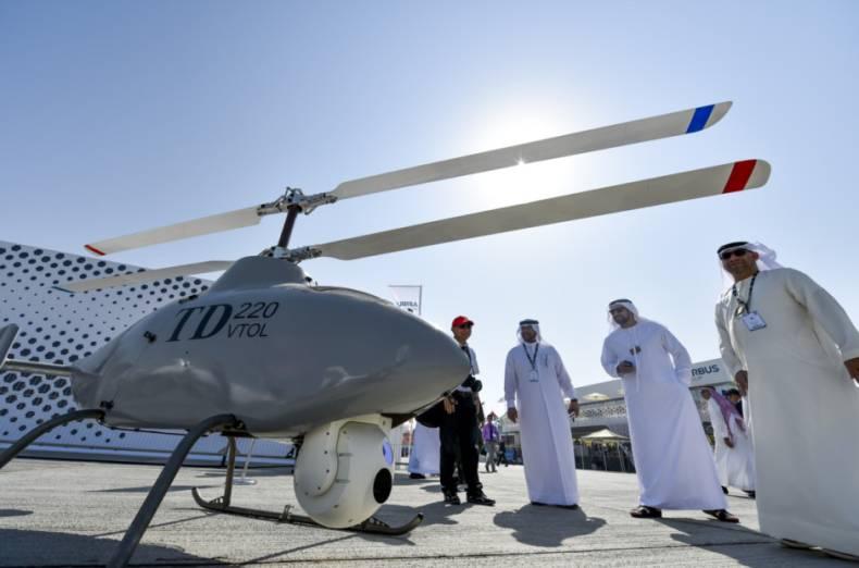 Dubai Airshow 2015 12199