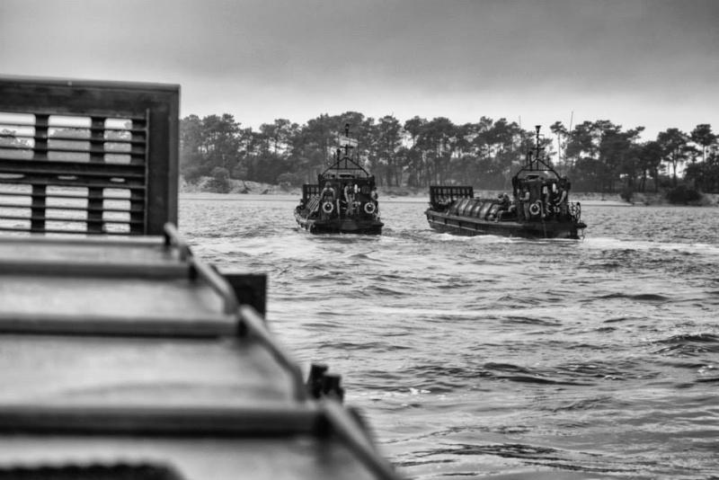 Barge de débarquement 13123