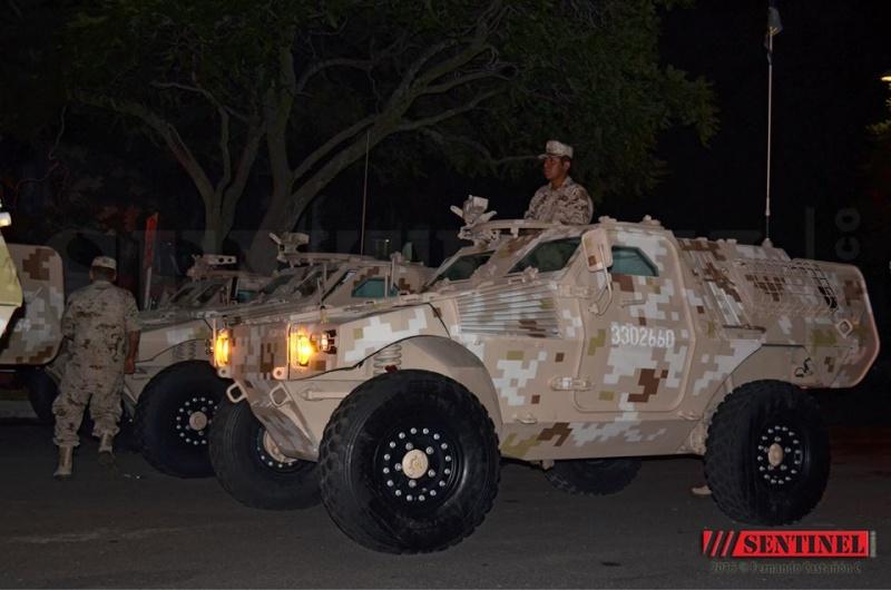 Armée Mexicaine / Mexican Armed Forces / Fuerzas Armadas de Mexico - Page 7 1339