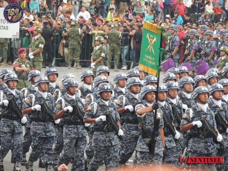 Armée Mexicaine / Mexican Armed Forces / Fuerzas Armadas de Mexico - Page 7 1352